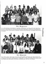 1976 Arrowhead High School Yearbook Page 58 & 59