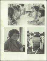 1980 Washington Union High School Yearbook Page 18 & 19