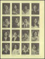 1980 Washington Union High School Yearbook Page 20 & 21
