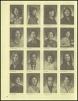 1980 Washington Union High School Yearbook Page 22 & 23