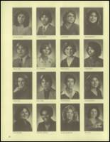 1980 Washington Union High School Yearbook Page 24 & 25