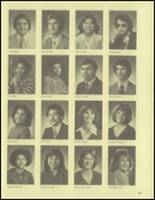 1980 Washington Union High School Yearbook Page 26 & 27