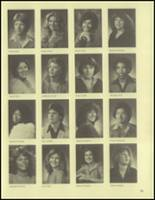 1980 Washington Union High School Yearbook Page 28 & 29