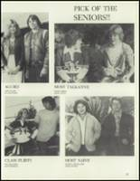 1980 Washington Union High School Yearbook Page 40 & 41