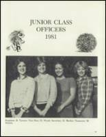 1980 Washington Union High School Yearbook Page 44 & 45