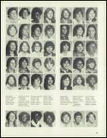 1980 Washington Union High School Yearbook Page 46 & 47