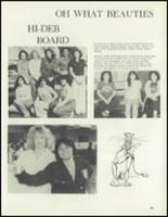 1980 Washington Union High School Yearbook Page 52 & 53
