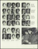 1980 Washington Union High School Yearbook Page 58 & 59
