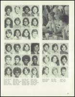 1980 Washington Union High School Yearbook Page 60 & 61