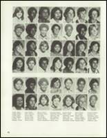 1980 Washington Union High School Yearbook Page 70 & 71