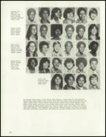 1980 Washington Union High School Yearbook Page 74 & 75
