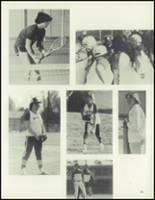 1980 Washington Union High School Yearbook Page 78 & 79