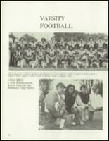 1980 Washington Union High School Yearbook Page 80 & 81