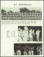 1980 Washington Union High School Yearbook Page 84 & 85
