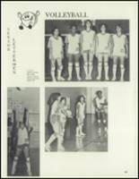 1980 Washington Union High School Yearbook Page 86 & 87