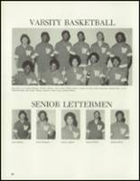 1980 Washington Union High School Yearbook Page 90 & 91