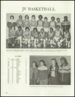 1980 Washington Union High School Yearbook Page 92 & 93