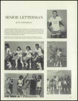 1980 Washington Union High School Yearbook Page 94 & 95