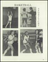 1980 Washington Union High School Yearbook Page 96 & 97