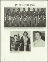 1980 Washington Union High School Yearbook Page 100 & 101