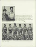 1980 Washington Union High School Yearbook Page 110 & 111