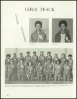1980 Washington Union High School Yearbook Page 112 & 113