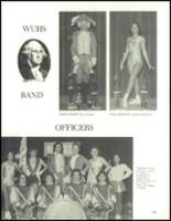 1980 Washington Union High School Yearbook Page 118 & 119