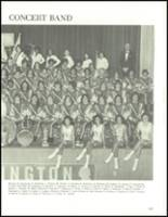 1980 Washington Union High School Yearbook Page 124 & 125