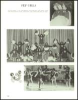 1980 Washington Union High School Yearbook Page 126 & 127
