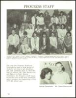 1980 Washington Union High School Yearbook Page 132 & 133