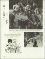 1980 Washington Union High School Yearbook Page 136 & 137