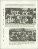 1980 Washington Union High School Yearbook Page 140 & 141