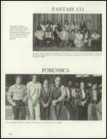 1980 Washington Union High School Yearbook Page 142 & 143
