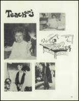 1980 Washington Union High School Yearbook Page 148 & 149