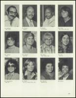 1980 Washington Union High School Yearbook Page 154 & 155