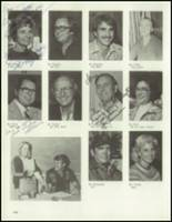 1980 Washington Union High School Yearbook Page 156 & 157