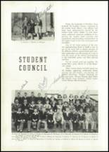 1943 Nampa High School Yearbook Page 14 & 15