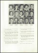 1943 Nampa High School Yearbook Page 18 & 19