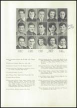 1943 Nampa High School Yearbook Page 20 & 21