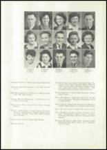 1943 Nampa High School Yearbook Page 22 & 23