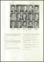1943 Nampa High School Yearbook Page 24 & 25