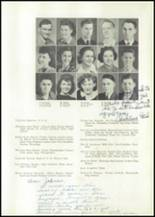 1943 Nampa High School Yearbook Page 28 & 29