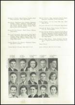 1943 Nampa High School Yearbook Page 30 & 31