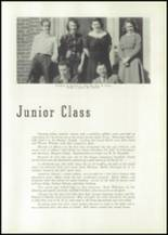 1943 Nampa High School Yearbook Page 34 & 35