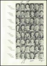 1943 Nampa High School Yearbook Page 36 & 37