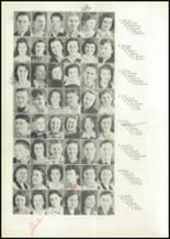 1943 Nampa High School Yearbook Page 38 & 39