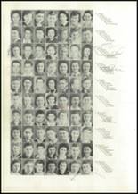 1943 Nampa High School Yearbook Page 42 & 43