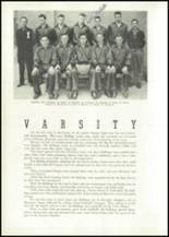 1943 Nampa High School Yearbook Page 54 & 55