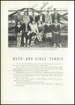 1943 Nampa High School Yearbook Page 60 & 61