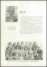 1943 Nampa High School Yearbook Page 84 & 85